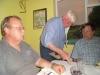 town-twinning Reinhard, Andrew + Werner
